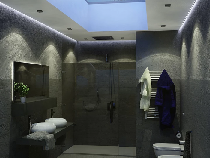 Archisio - Freearch - Progetto Bathroom