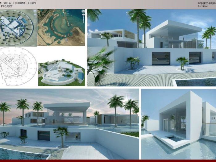 Archisio - Rabacos srl - Progetto Residence - villas