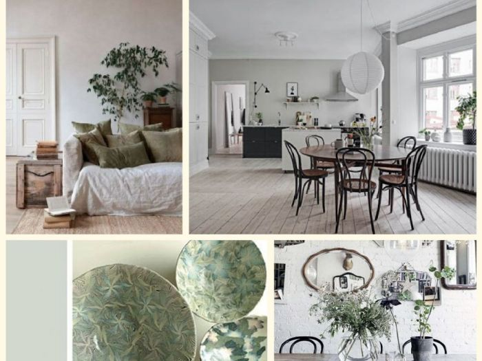 Archisio - Gilardi Interiors On Staging - Progetto Moodboard restyling trilocale
