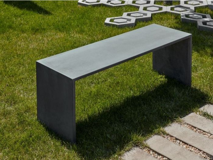 Archisio - D Materials - Progetto Regular slim bench