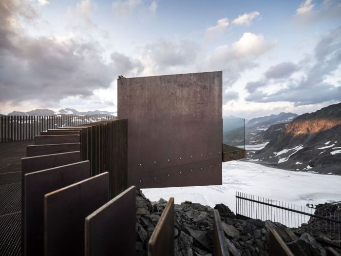 Archisio - Noa Network Of Architecture - Progetto tzi peak 3251m magia ad alta quota