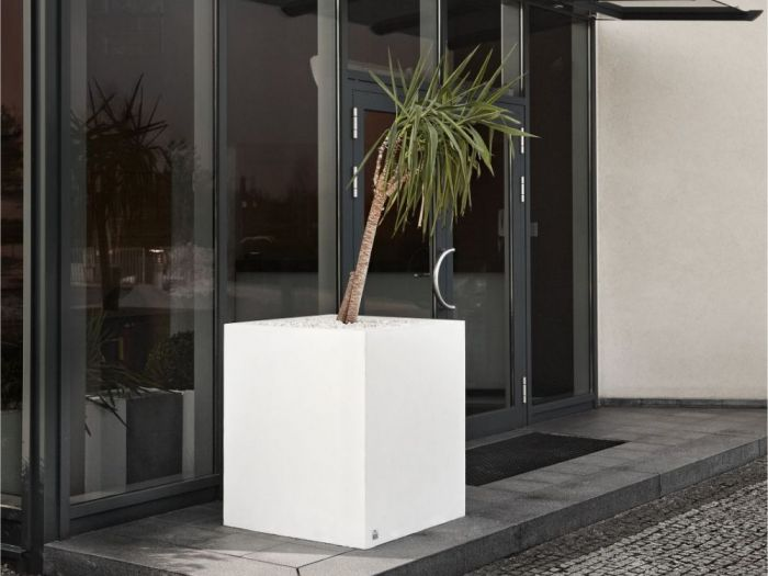 Archisio - D Materials - Progetto Big planter