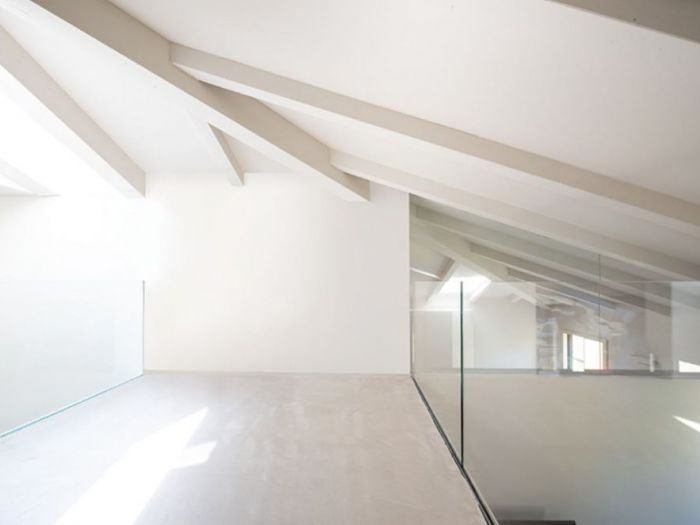 Archisio - Nat Office Christian Gasparini Architect - Progetto Hcbc - housecourtyard