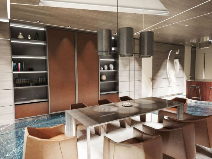 Archisio - Fabrizio Sersante - Progetto Apartment in luxury resort