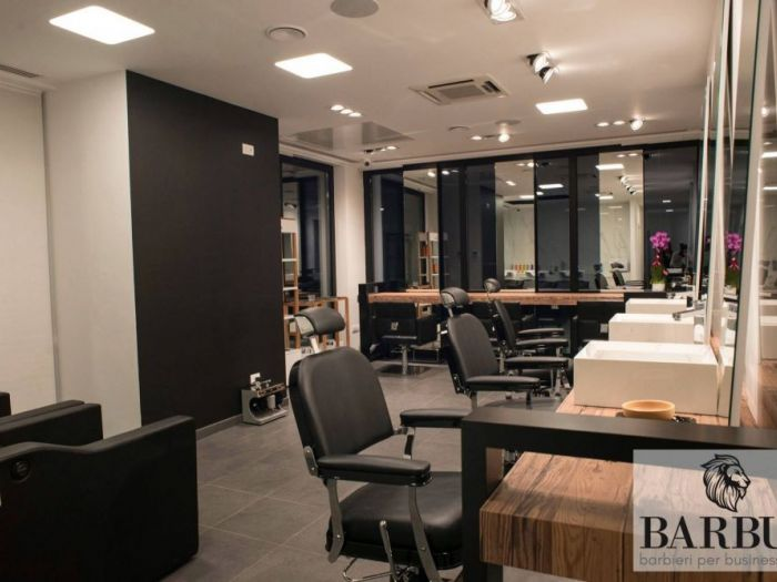 Archisio - Roncone Design Studio - Progetto Barbus - barbieri per businessmen