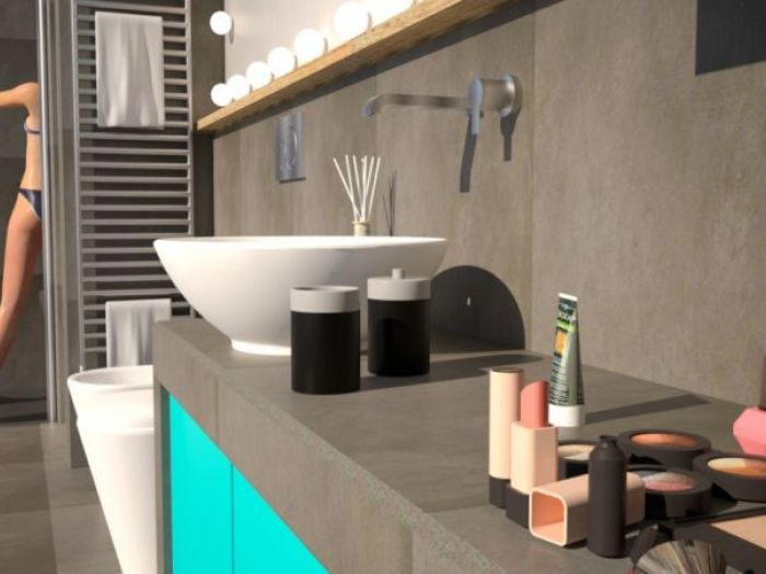 Archisio - Theworkinprogress Studio Interior Design - Progetto Metropolitan style