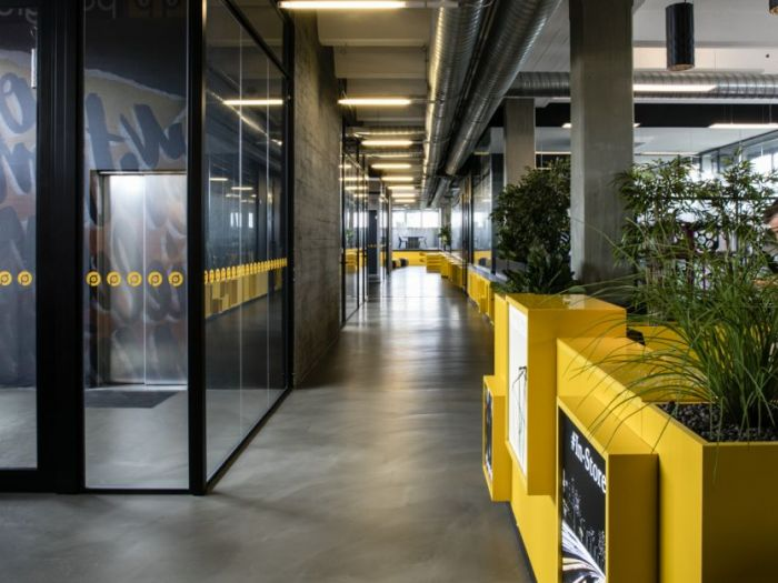 Archisio - Bicuadro - Progetto Headquarter pardgroup