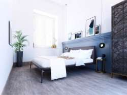 Archisio - Mario Imperato - Progetto Eclectic bedroom in an amazing holiday apartment in rome