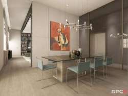 Archisio - Eleonora De Donatis - Progetto Rpc8 architect -privat apartment in parioli