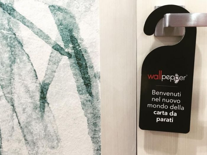 Archisio - Wallpepper - Progetto WALLPEPPER