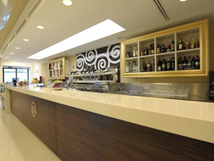 Archisio - Raffaele Carrella Architecture And Design - Progetto Bar abbate