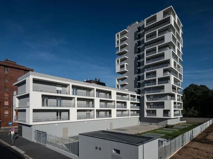 Archisio - Gas Studio - Progetto Hotel and residential architecture