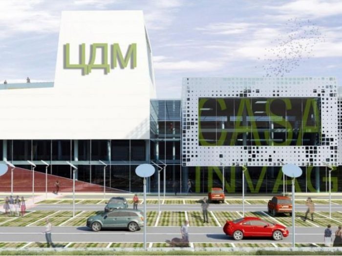 Archisio - Fima Multidisciplinary Office For Architecture - Progetto Restyling e ampliamento shopping mall