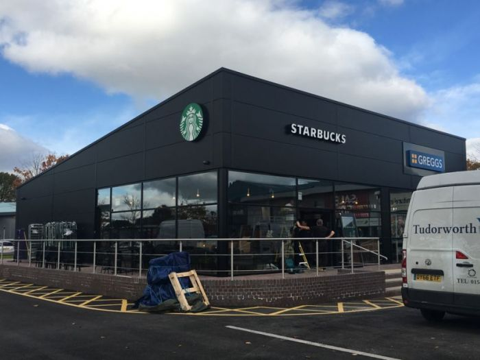 Archisio - Ns Architect - Progetto Starbucks europe