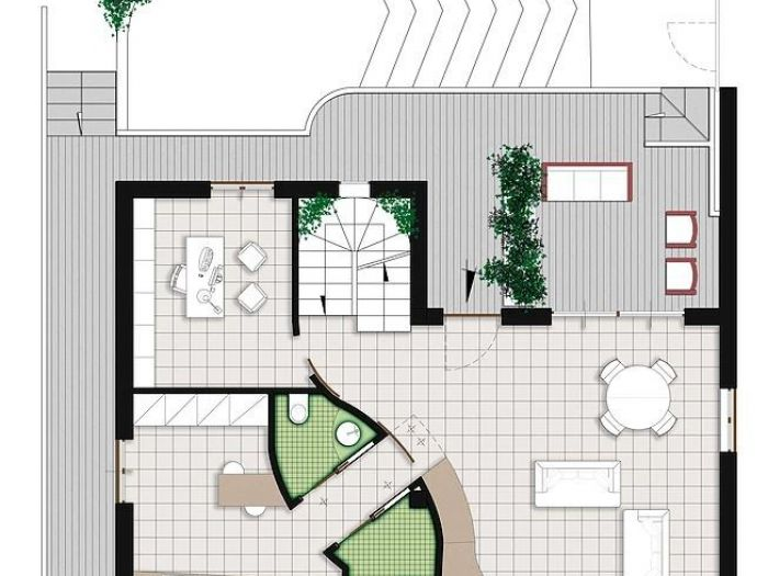 Archisio - Antonio Cirillo - Progetto House home