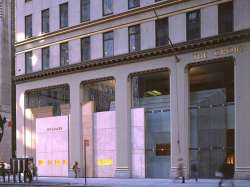 Archisio - Sartogo Architetti Associati - Progetto Sede bulgari 730 fifth avenue manhattan