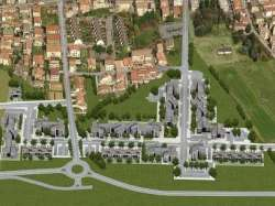 Archisio - Ruggero Lenci - Progetto Concorso ive di social housing in via vallenari