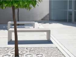Archisio - D Materials - Progetto Regular bench