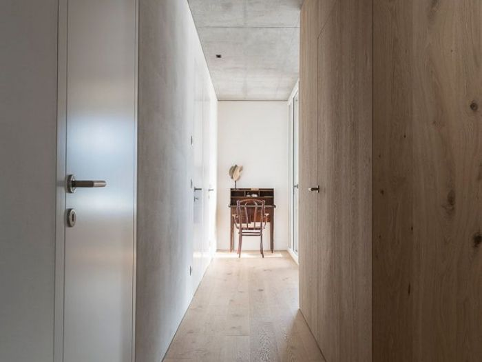 Archisio - Christian Schwienbacher - Progetto Apartment s