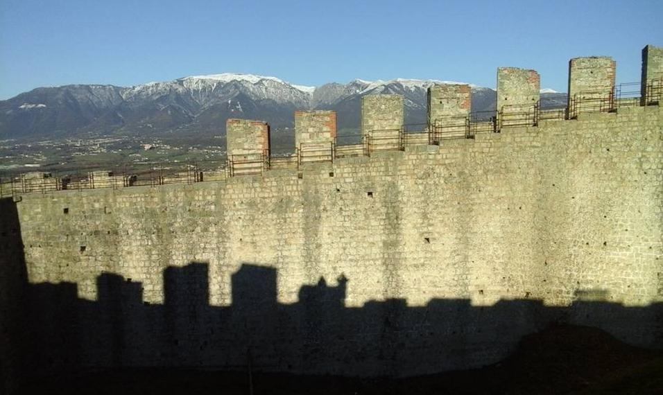 Los Massadores Armadio A Muro.Davide Stona Architetto Asolo Tv Portfolio Archisio