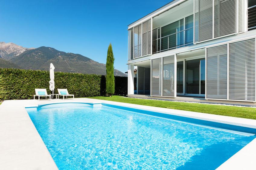 Dimensioni piscina interrata