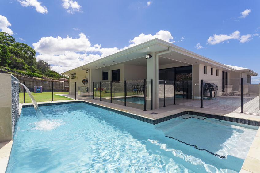 Come realizzare una piscina interrata