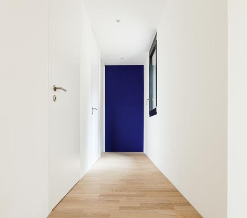 porta raso muro design