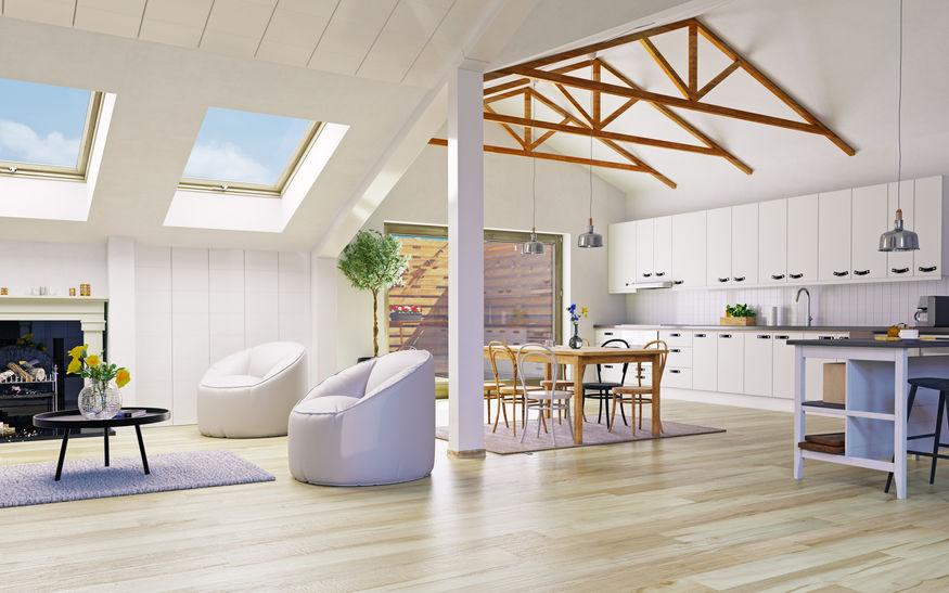 Finestre sul tetto: lucernari su misura per la casa