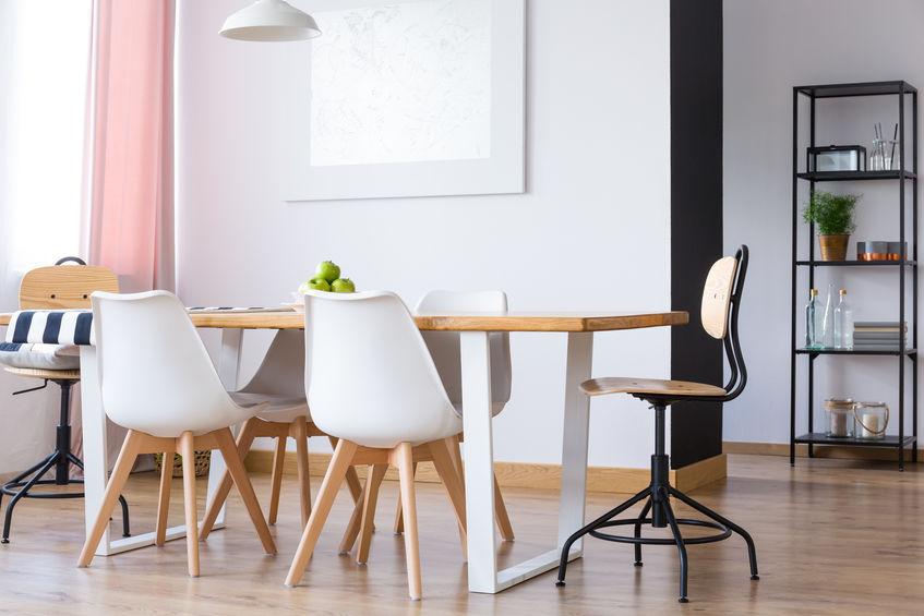 sedie moderne tavolo da pranzo