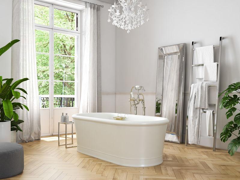 Quale materiale scegliere per la vasca da bagno