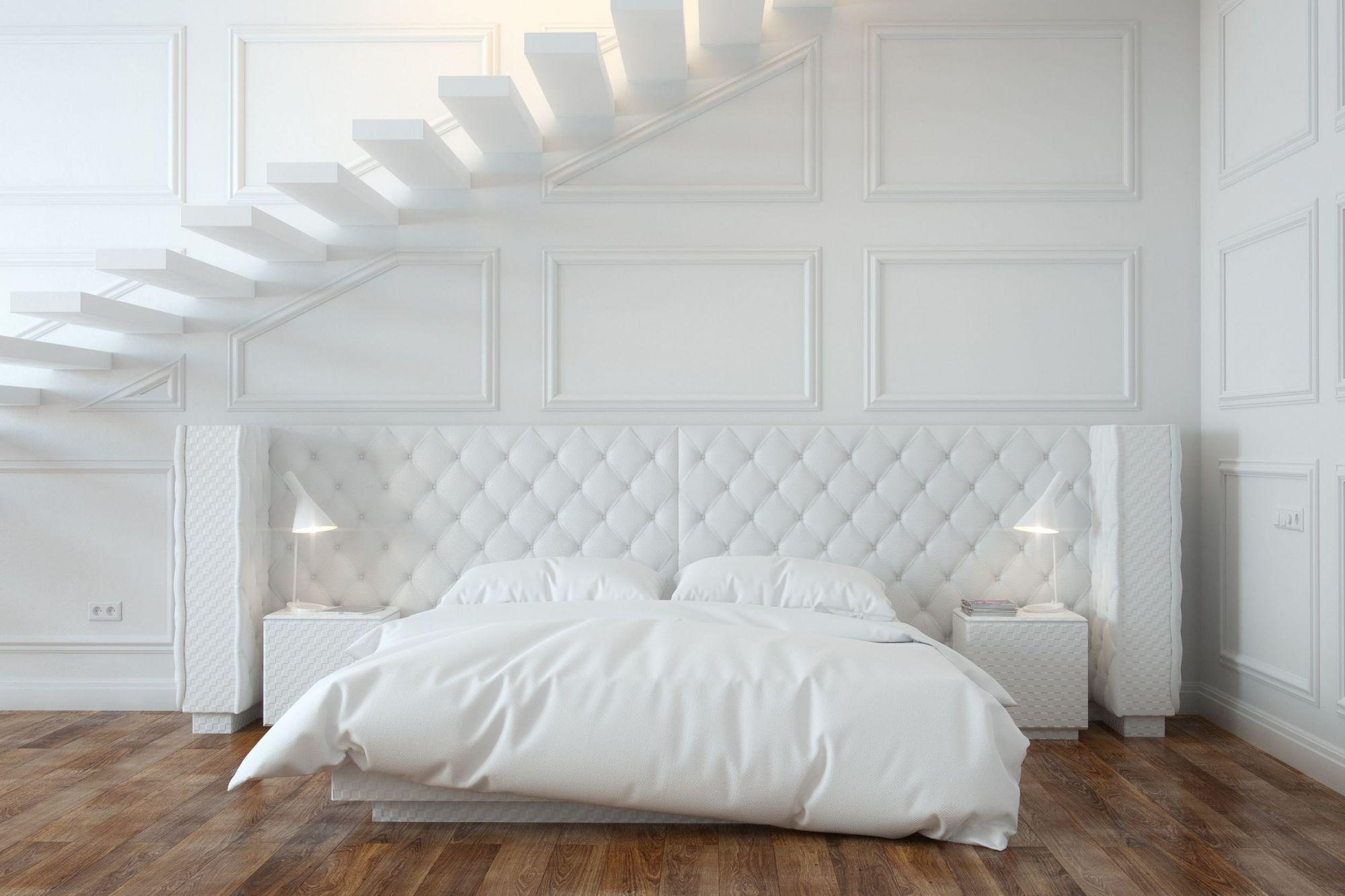 Total white: 8 soluzioni per arredare casa in bianco
