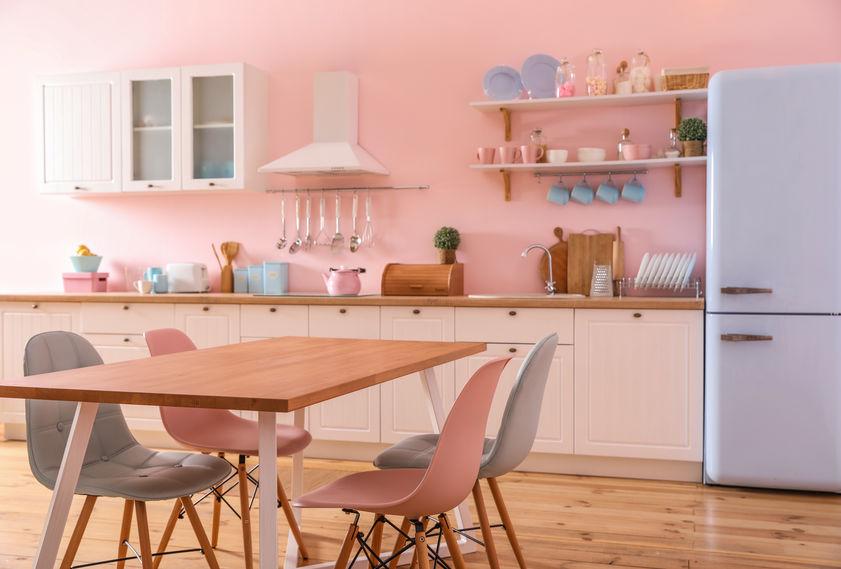 idee cucina colorata