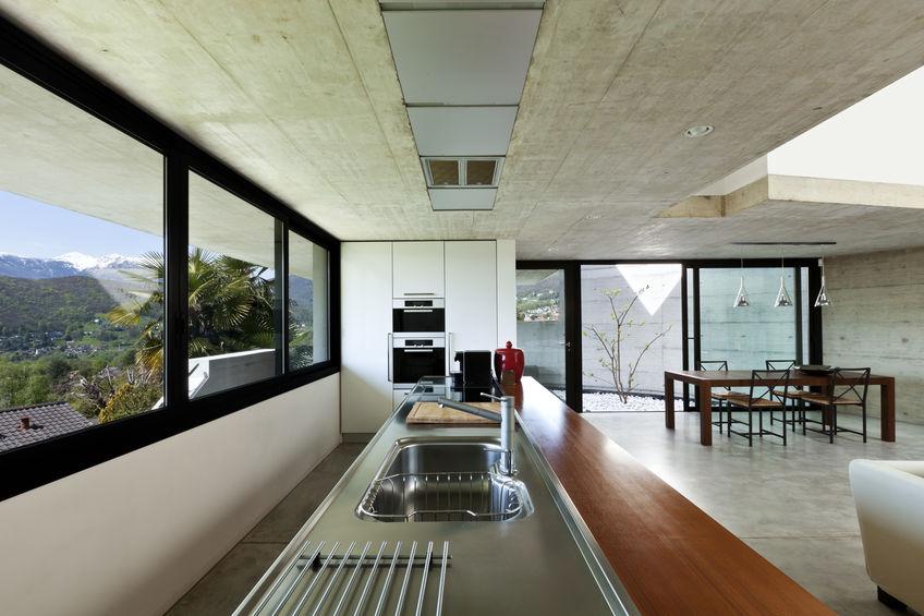 Cucina minimal e di design