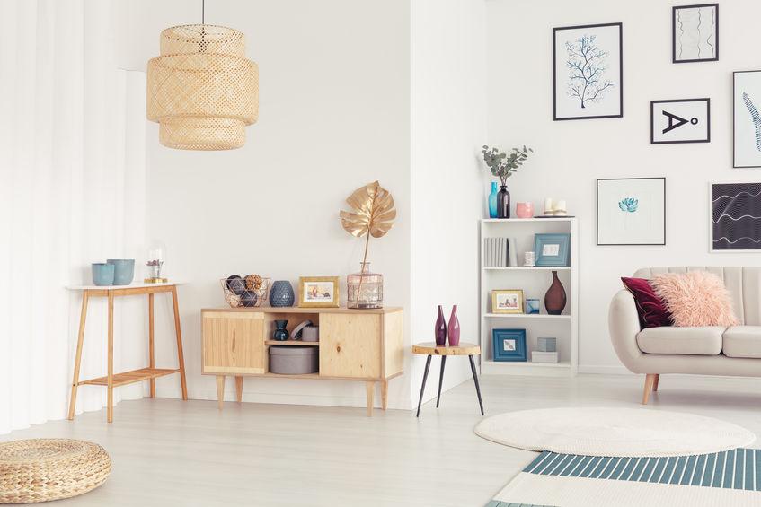 Rattan: una fibra naturale per arredare casa