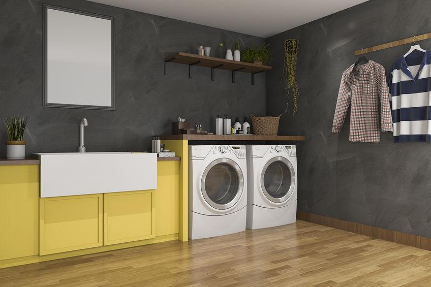 Lavanderia: come realizzare uno spazio funzionale