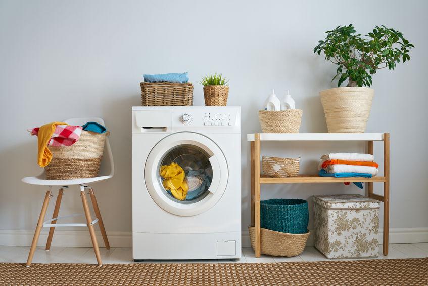 Come sfruttare al meglio l'ambiente lavanderia in casa