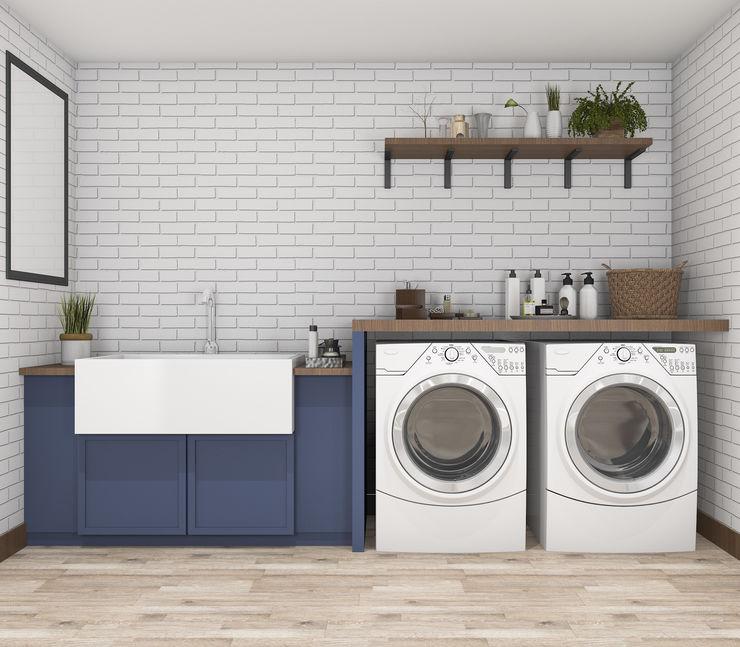 Lavatoio in lavanderia