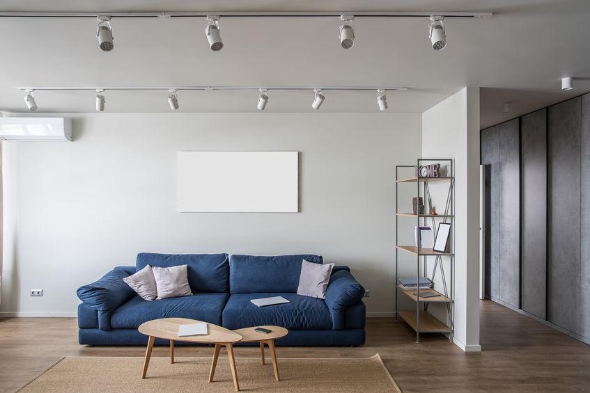 faretti orientabili soggiorno