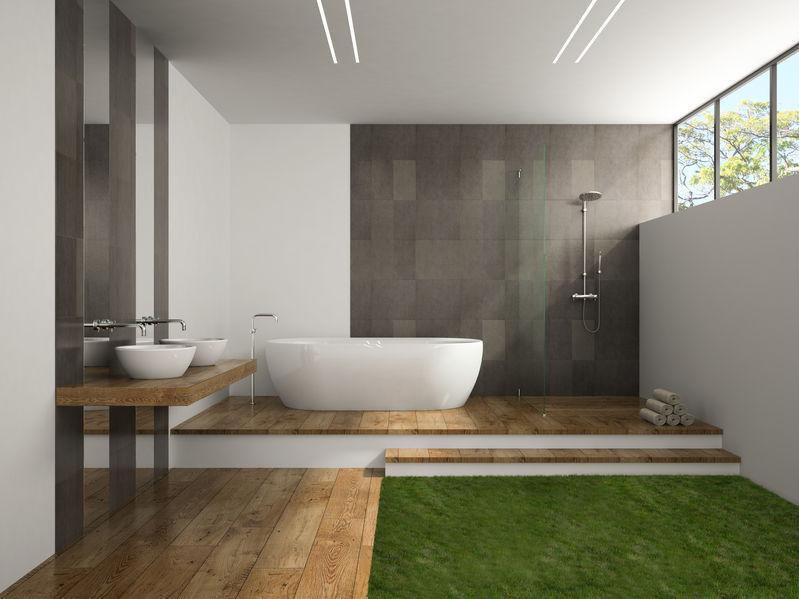 Tipologie di materiali per il lavabo in bagno