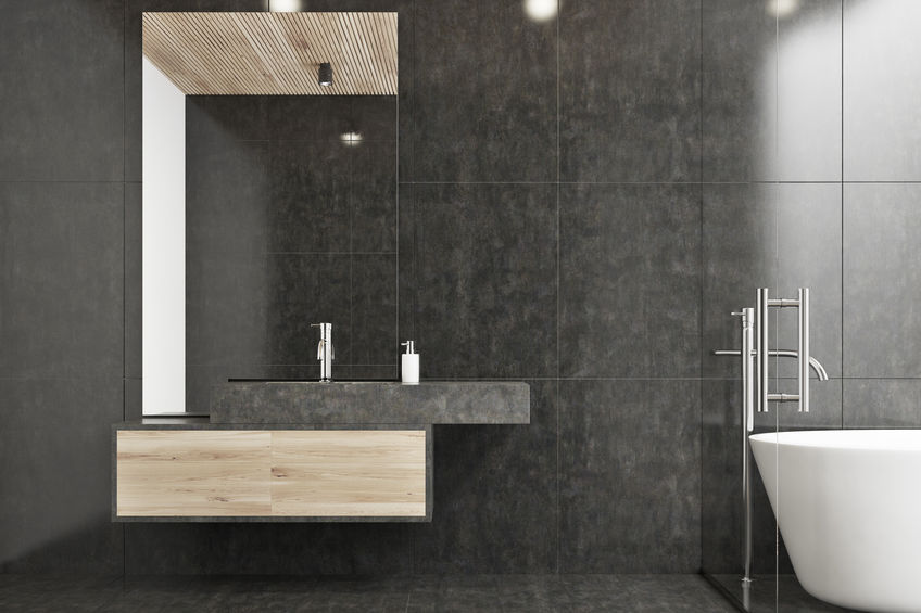 Lavabo bagno in pietra