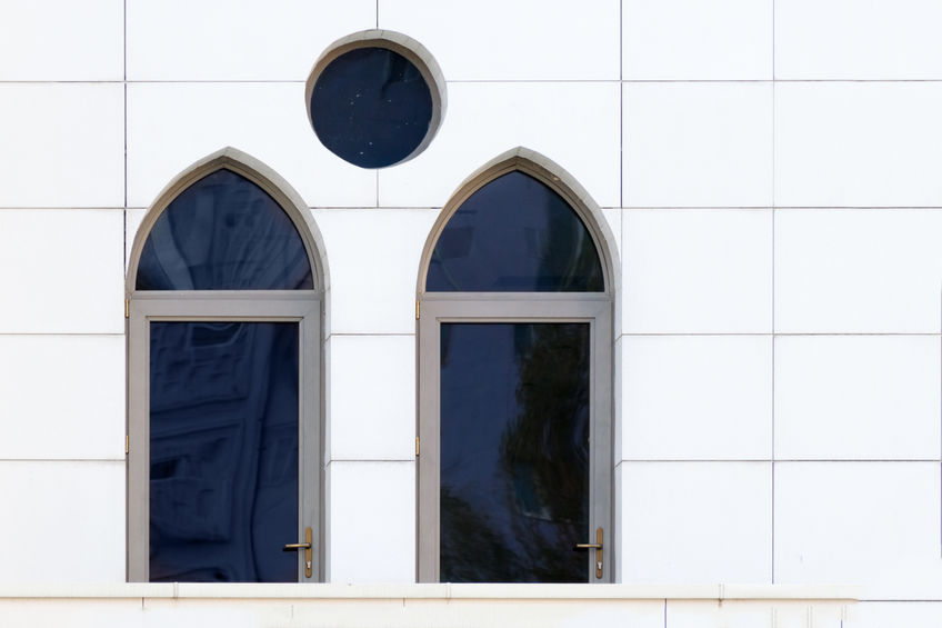 Finestre ad arco a sesto acuto