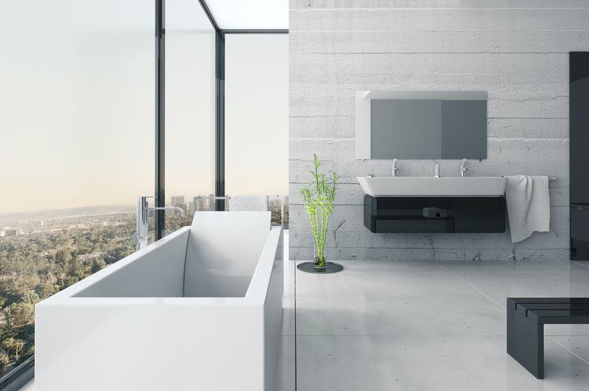 Vasca da bagno rettangolare: un classico sempre in voga