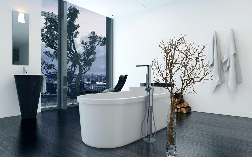 Tipologie di forma per scegliere la giusta vasca da bagno