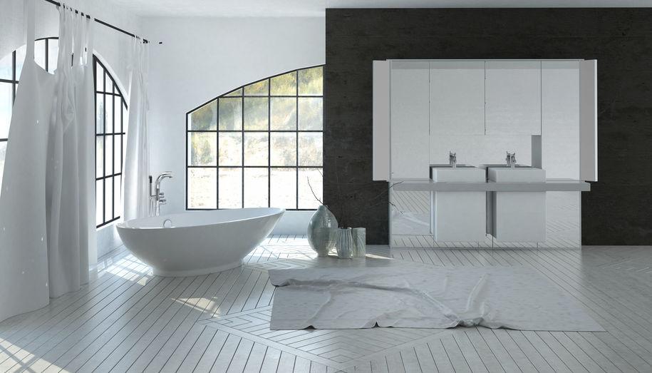 Vasca da bagno: a ciascuno la sua forma