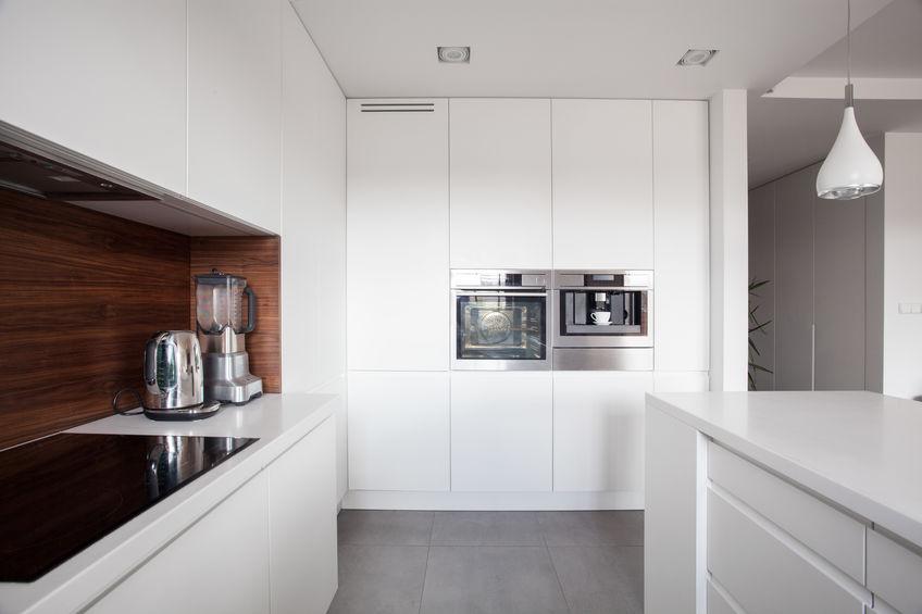 cucina bianca filomuro