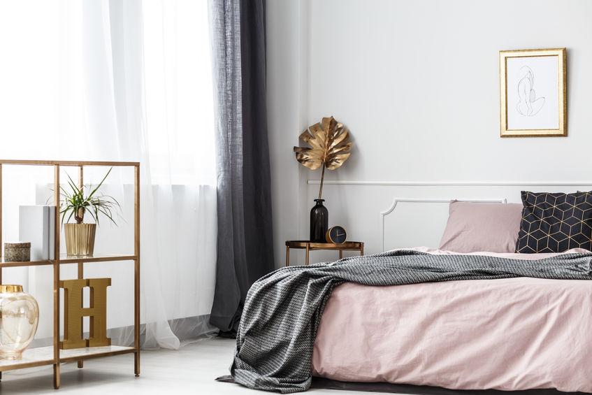 arredamento femminile camera da letto