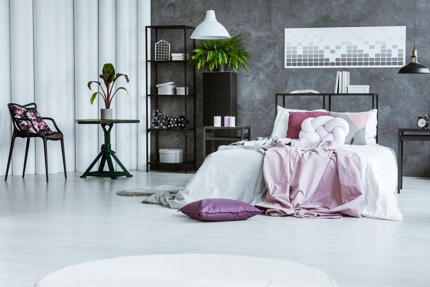 idee camera da letto femminile