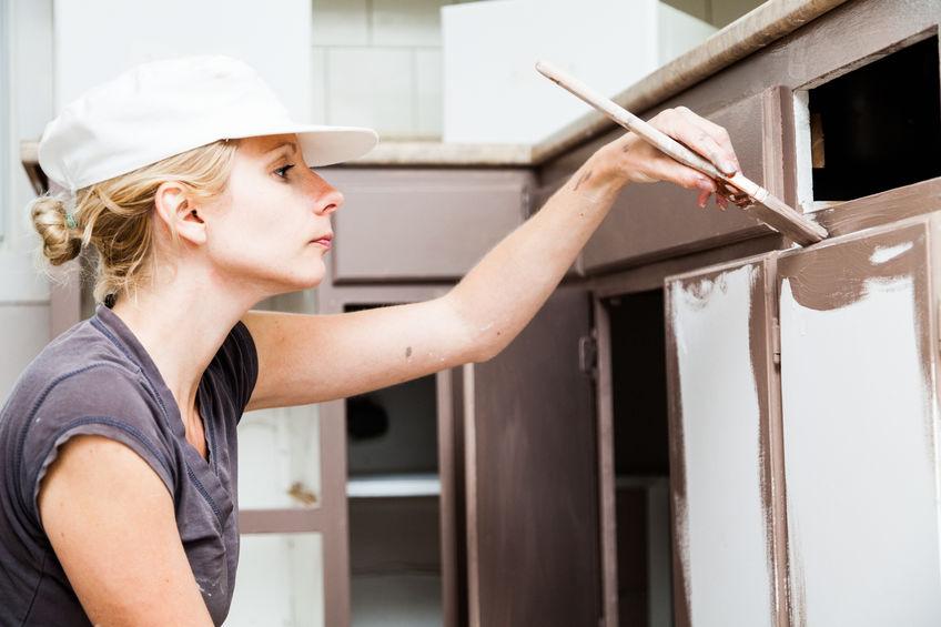 dipingere mobili cucina