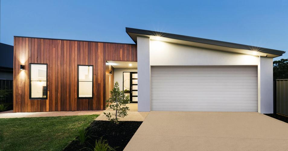 progetto garage esterno