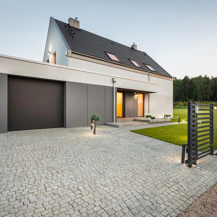 realizzazione garage esterno